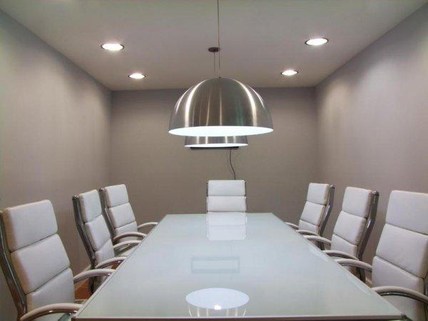 Dixon Law Office Conference Room Brilliant Lighting Design