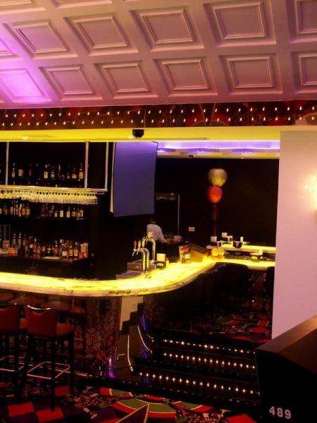 Jesters Lounge Edmonton